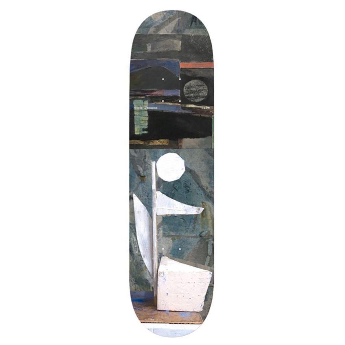 Sculpture Series By Nick Jensen X Isle Skateboards 7