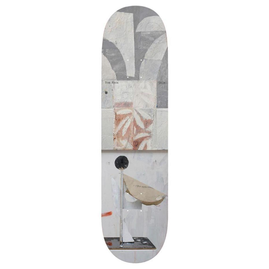 Sculpture Series By Nick Jensen X Isle Skateboards 8
