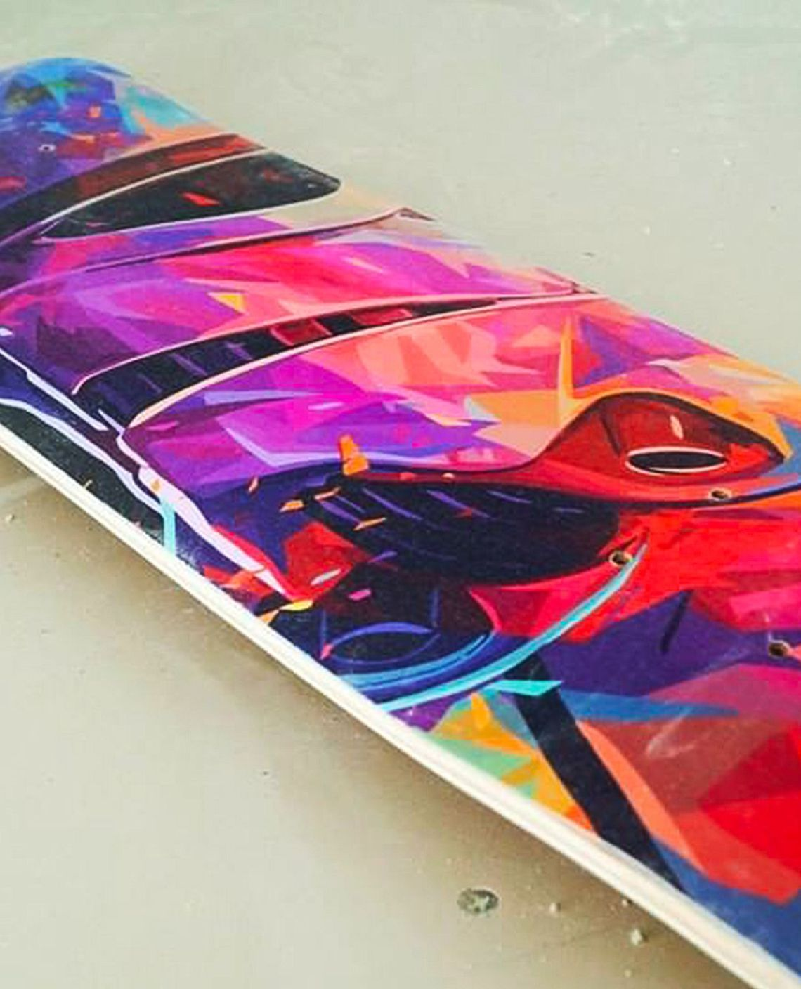 Droid Father Soldier Skateboards By Kaneda X Bonobolabo 6