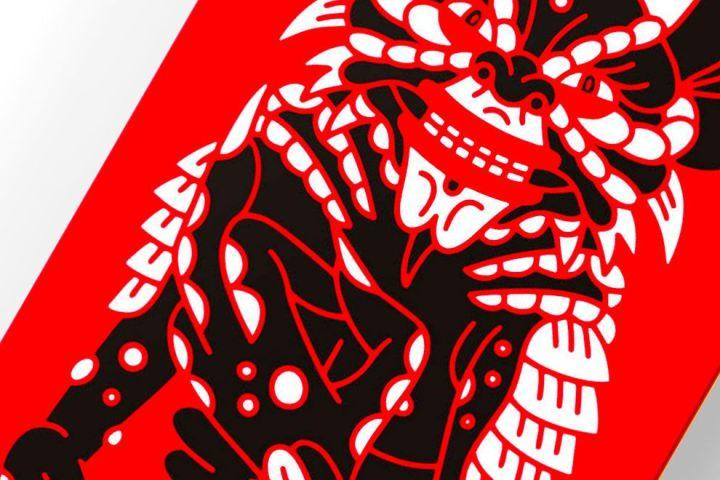 Gremlins Skateboard By Hellsandro X Bonobolabo 5