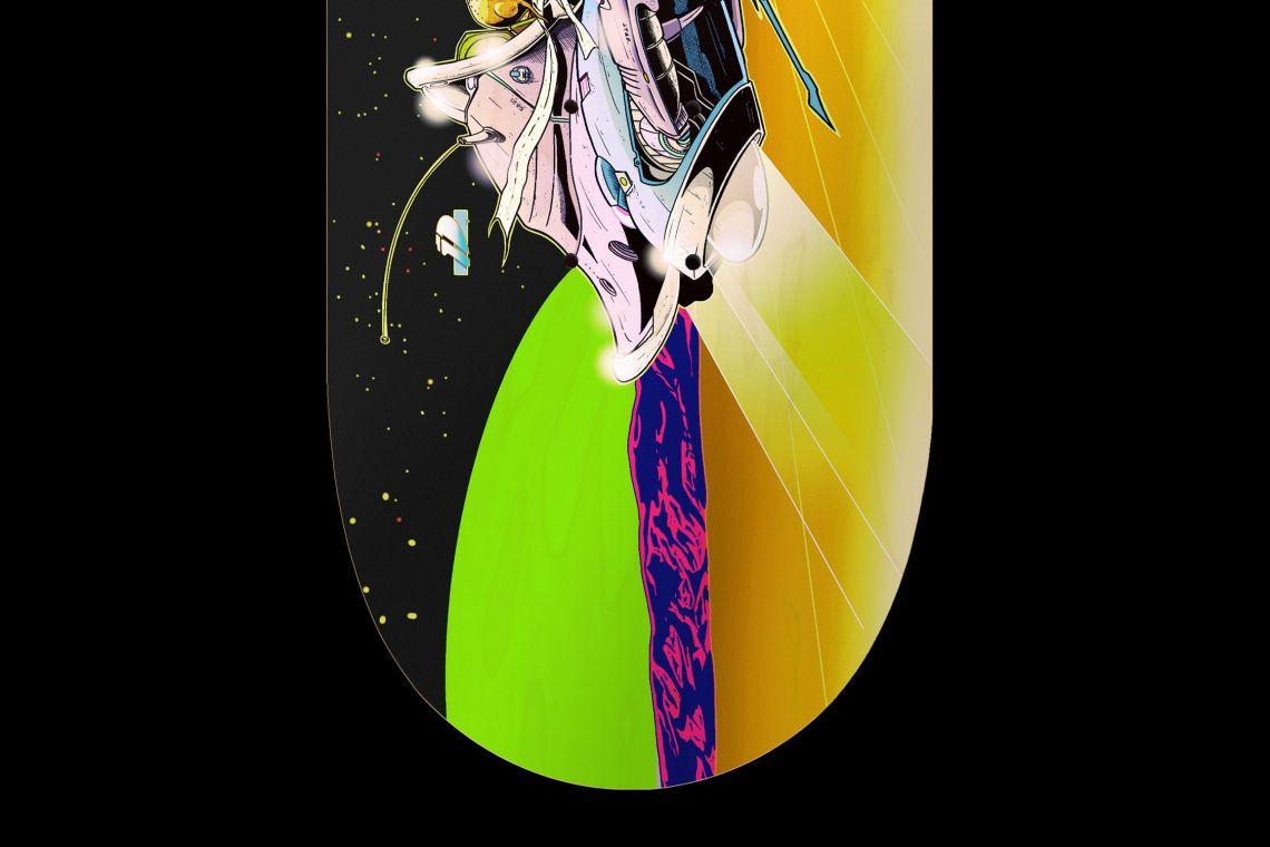 Loodz X Arkaic Concept For Spraying Board 3