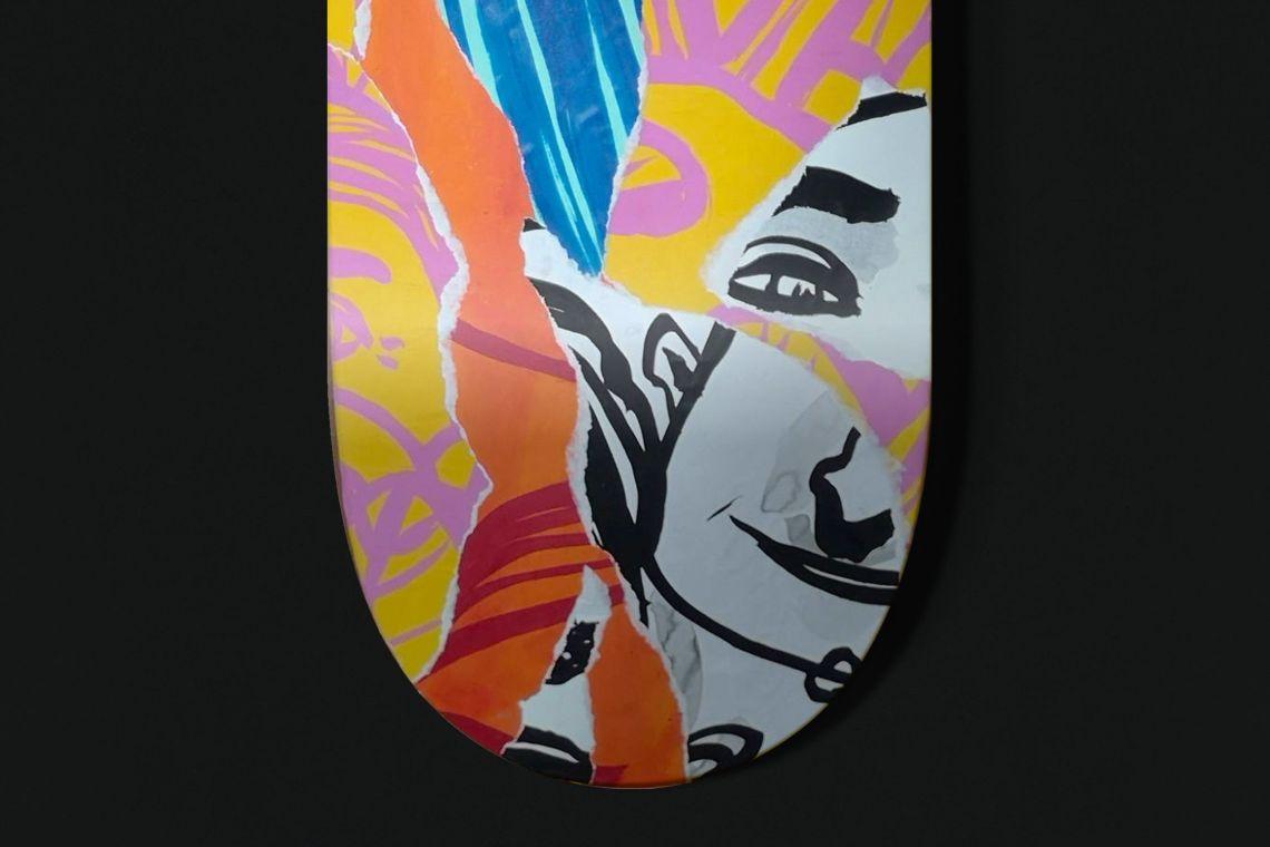 Unique 1 And 2 Skateboards By Sea Creative Bonobolabo 2