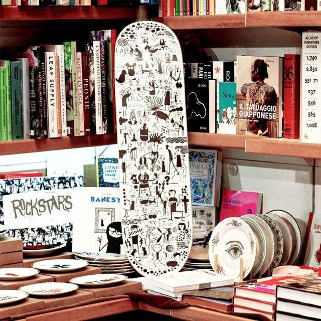 Dead Artist Walking Skateboard By Fausto Gilberti X Bonobolabo 5