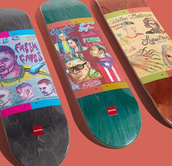 Chocolate Cuts By CMG Loves You For Chocolate Skateboards 4