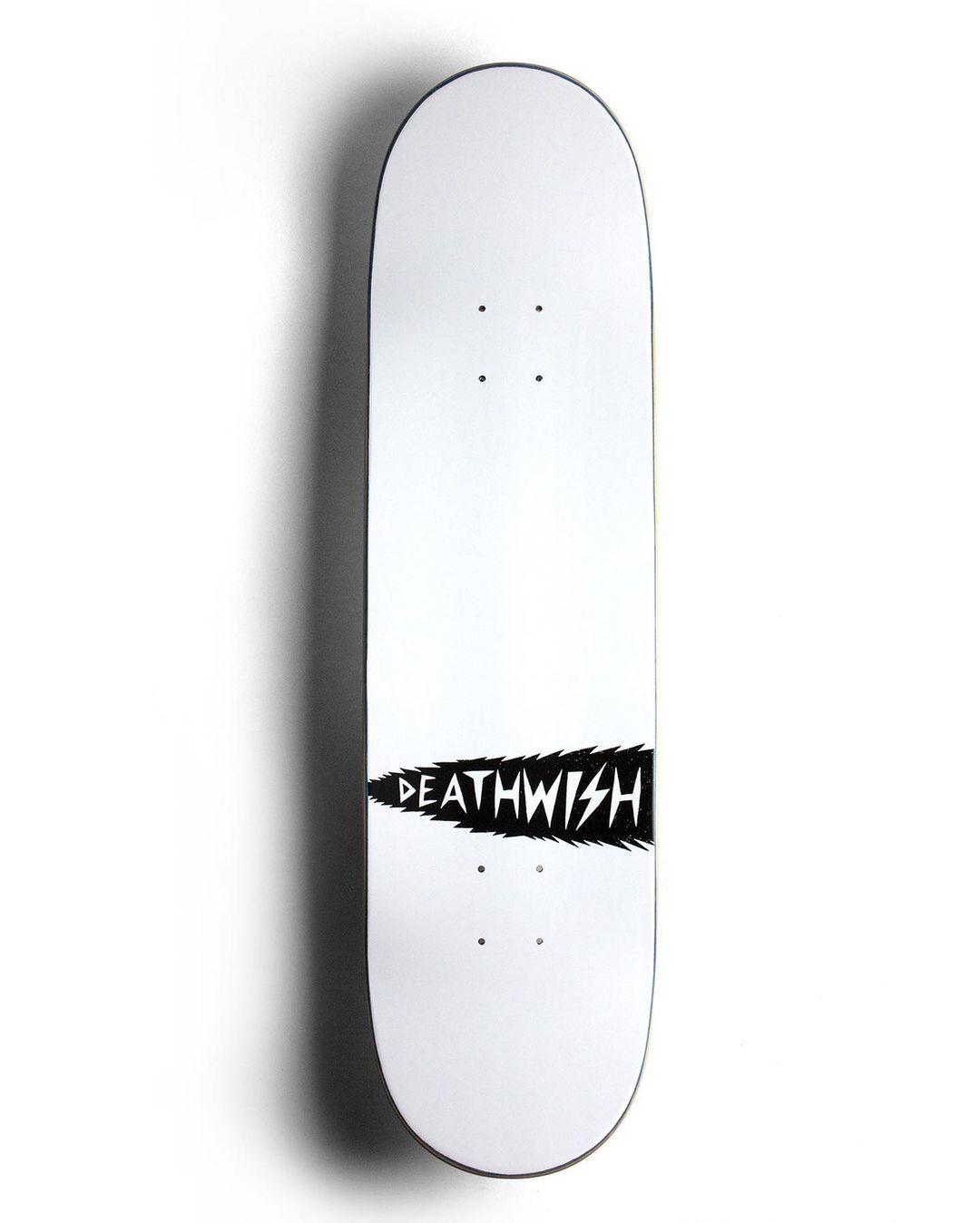 Death War 3000 Series By Christy Karacas X Deathwish Skateboards 2
