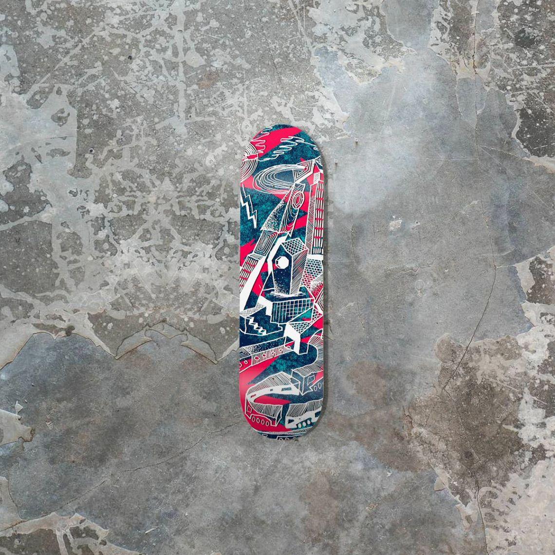 Combustion Series Par Roy Van Wezenbeek X Become Dkateboarding 1