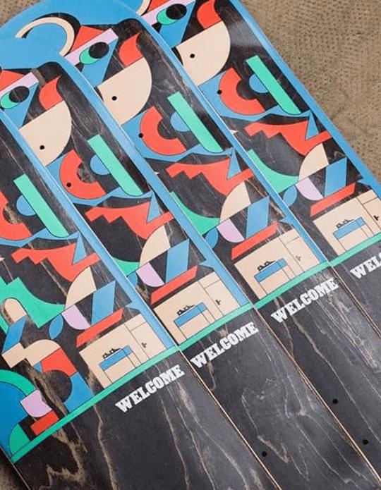 Nacho Zaba X Converse X Welcome Skateshop.8