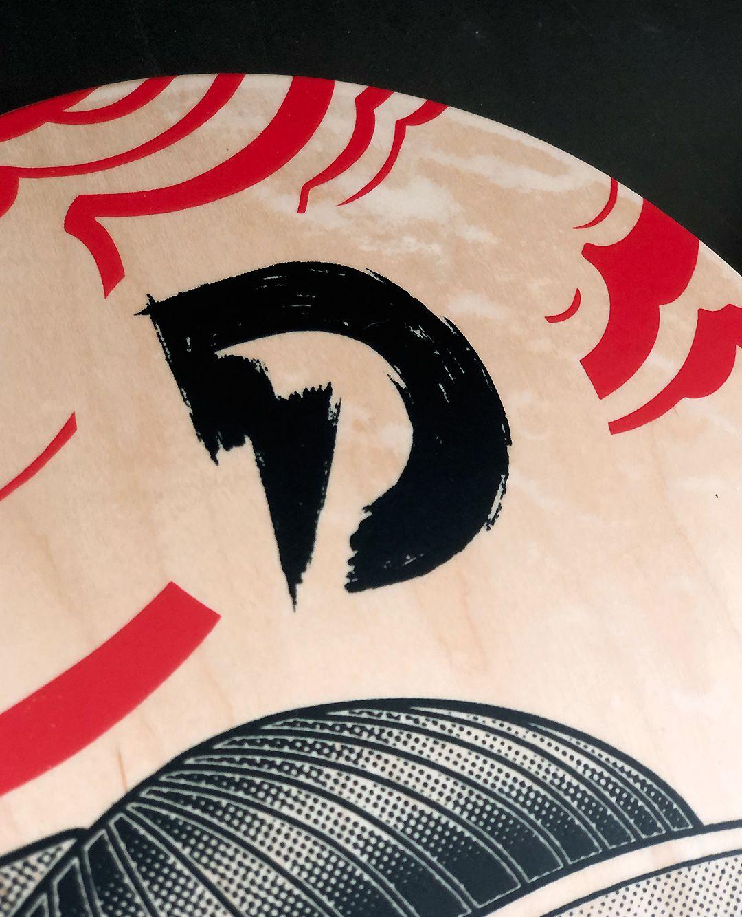 Geisha Series By Plot X Doble Skateboards 5