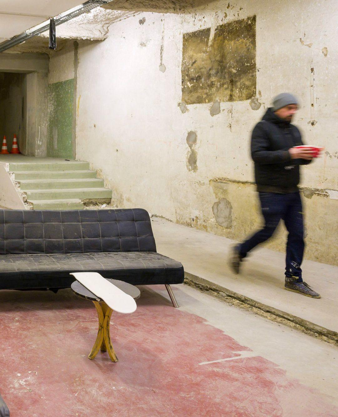 SPRAYING BOARD Exposition Skate X Art Urbain Revient A Lyon 9