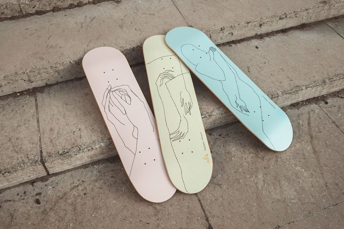 Frederic Forest Abs Skateboards 13
