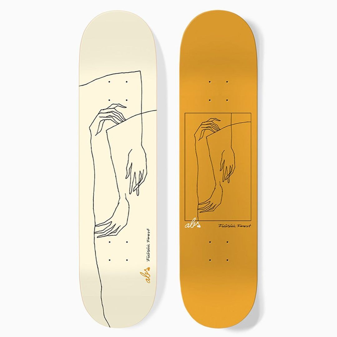 Frederic Forest Abs Skateboards 3
