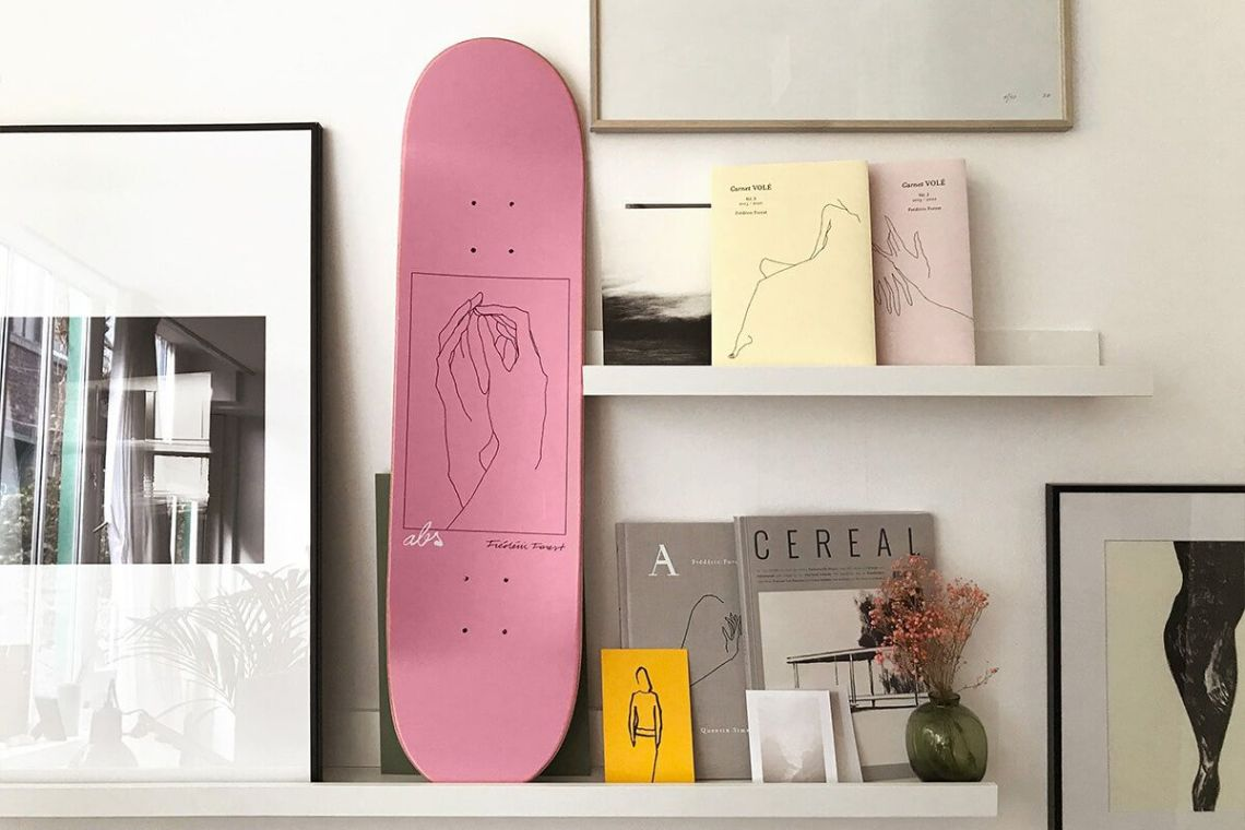 Frederic Forest Abs Skateboards 7