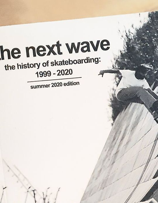The Next Wave Book Par Daniel Fedkenheuer