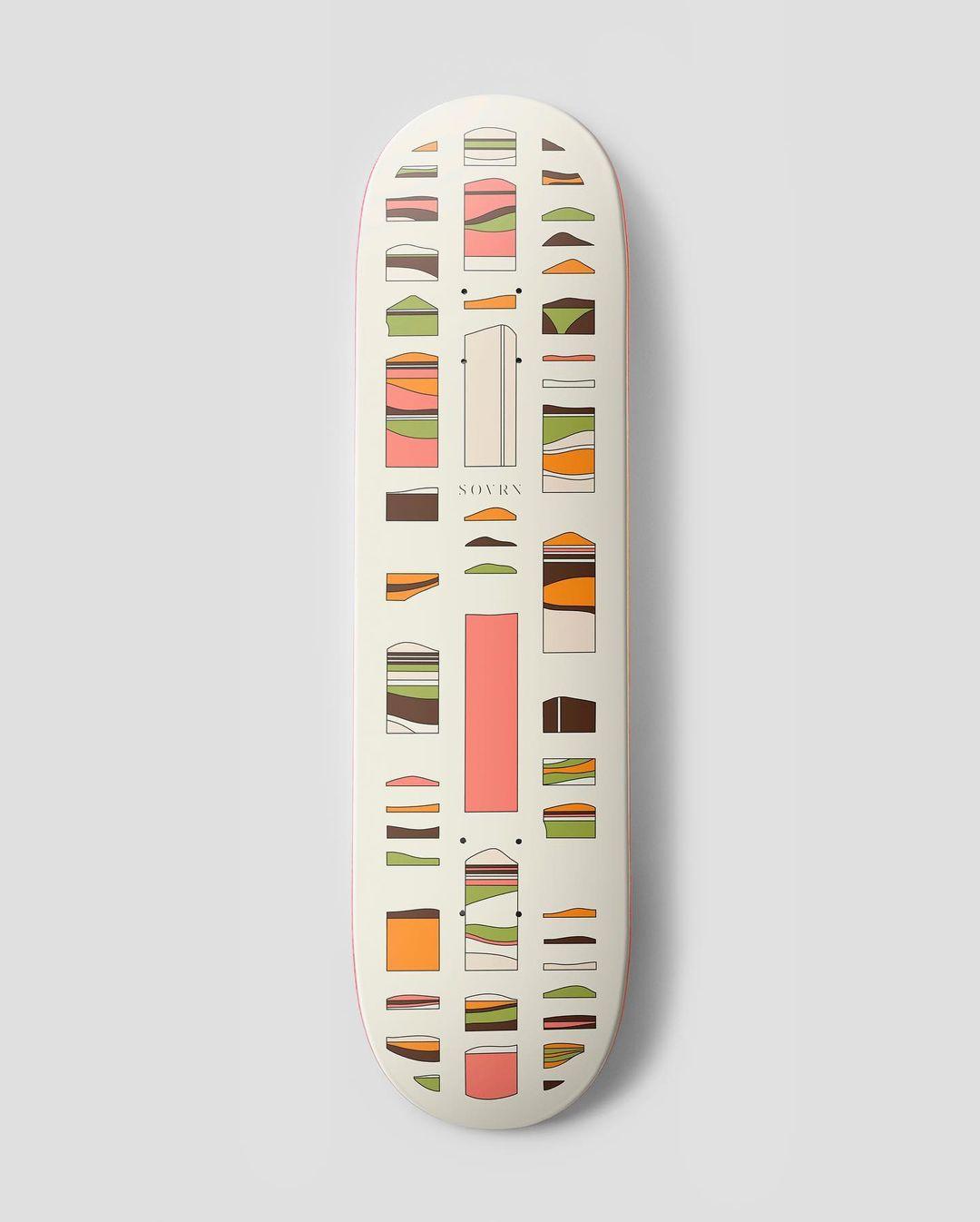 Tephra Skateboard Par Ella Webb X Sovrn Skateboards2