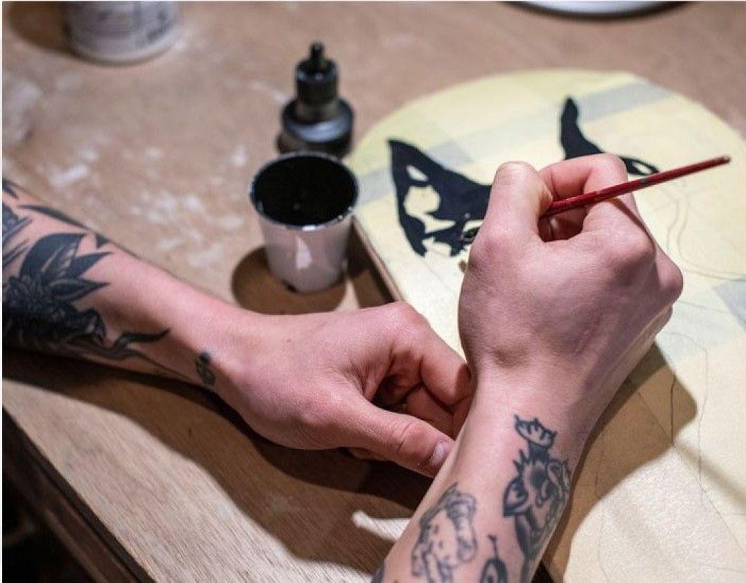 Guest Artist Par Bryce Wong X REAL Skateboards (3)