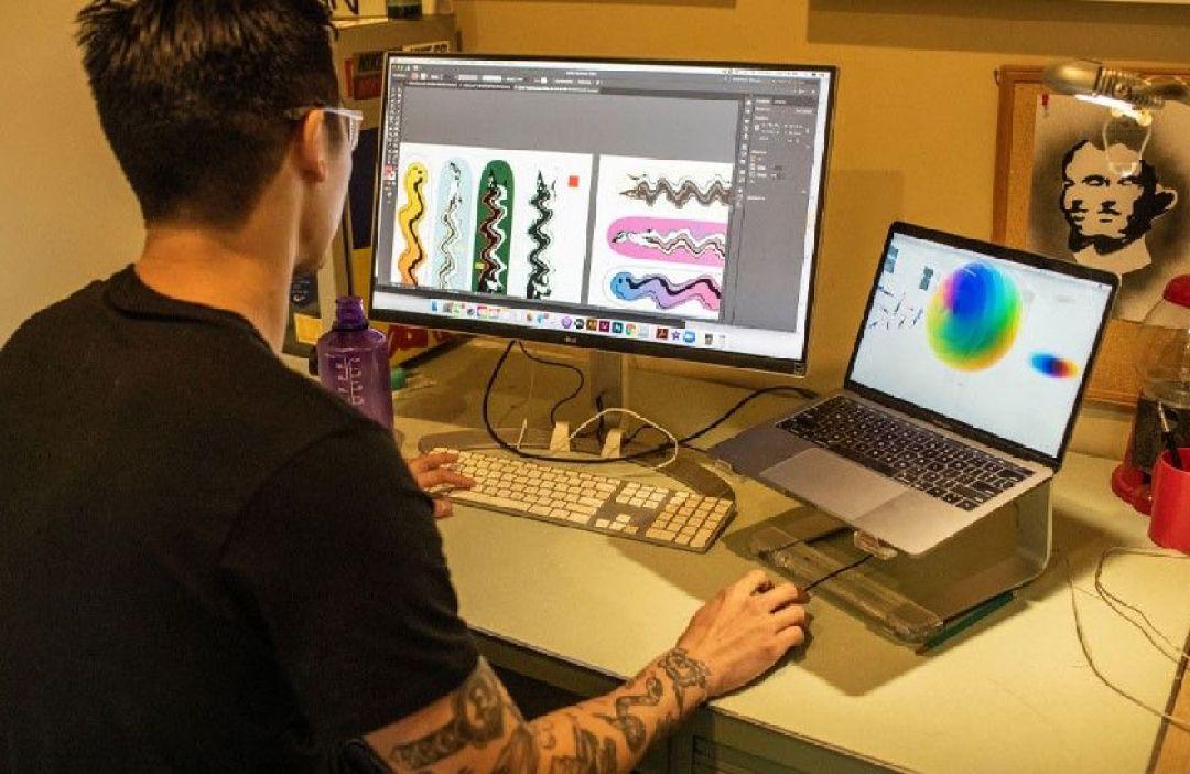 Guest Artist Par Bryce Wong X REAL Skateboards (4)