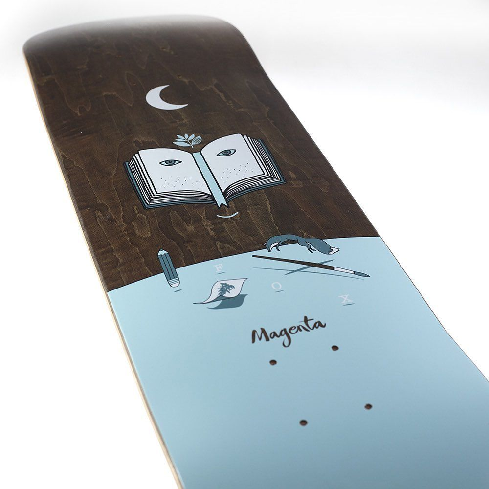 Landscape Series By Soy Panday For Magenta Skateboards 2