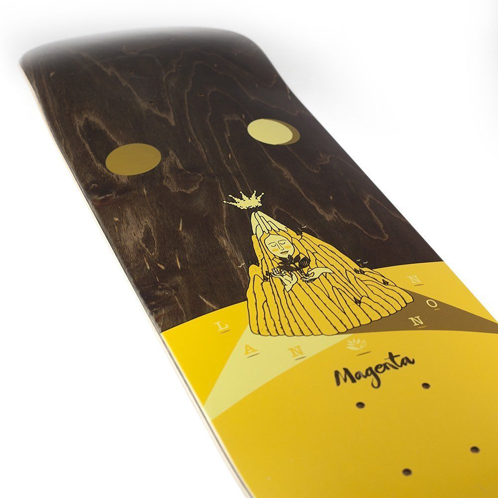 Landscape Series By Soy Panday For Magenta Skateboards 3
