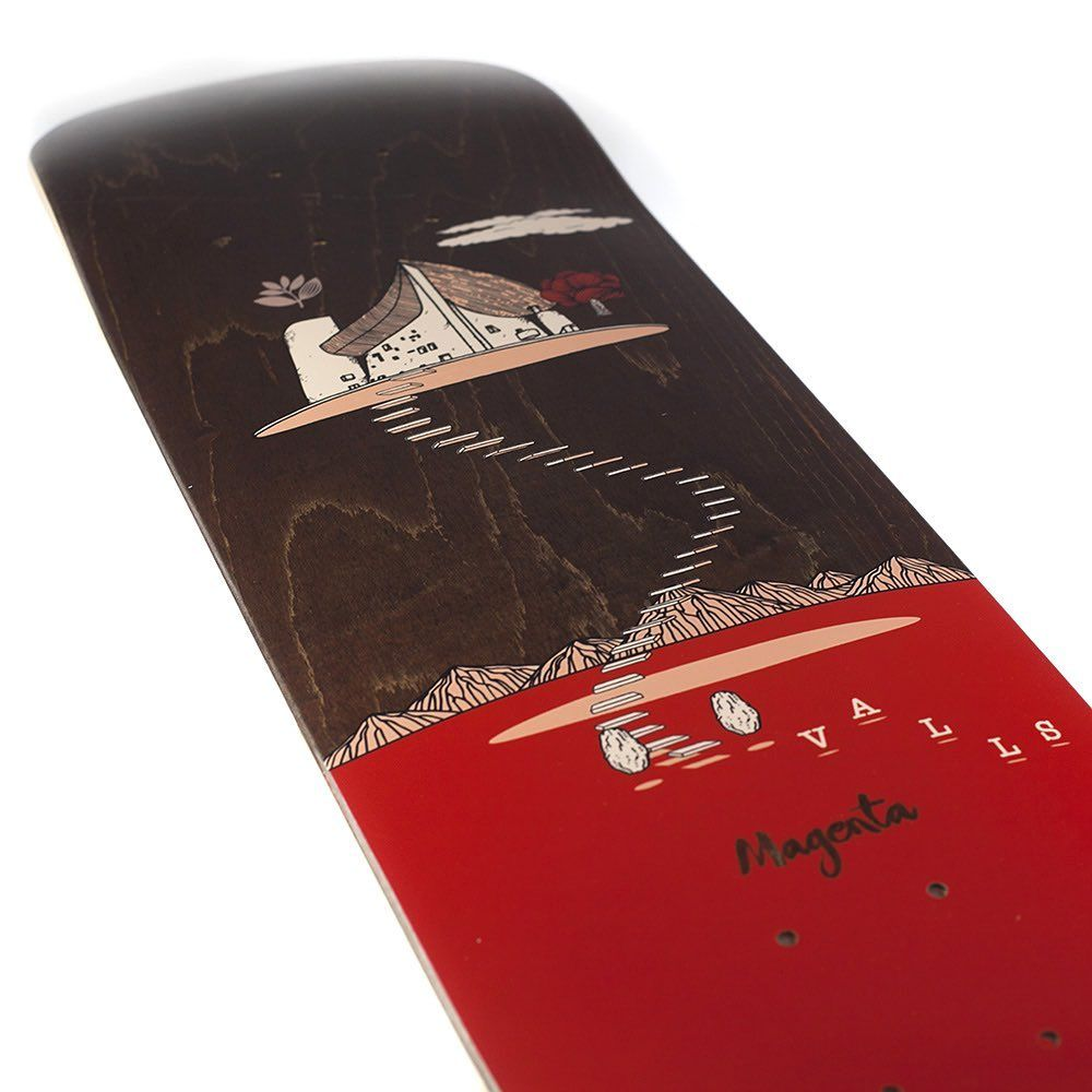 Landscape Series By Soy Panday For Magenta Skateboards 4