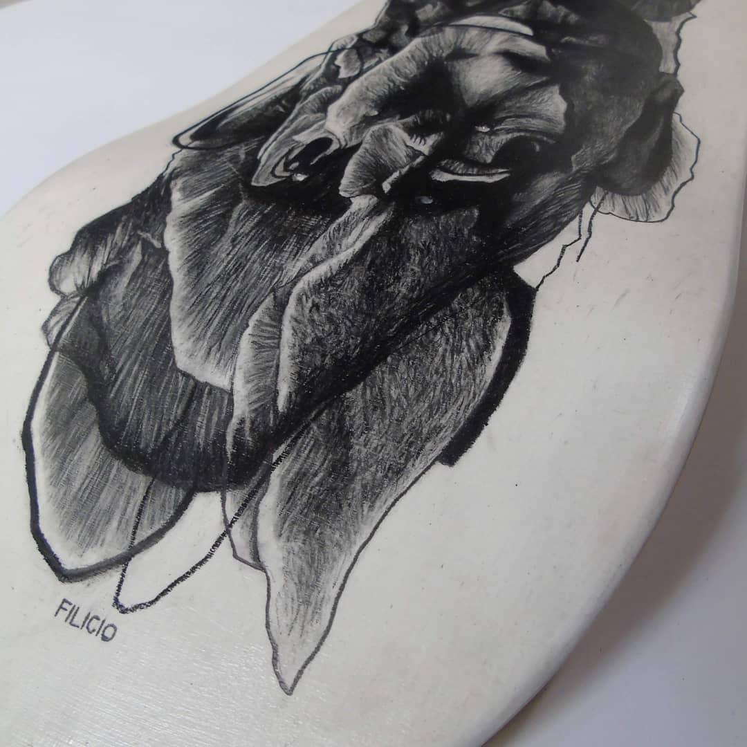 Unique Skateboard By Filicio X Bonobolabo 9