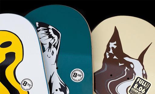 Guest artist par Bryce Wong x REAL Skateboards (1)