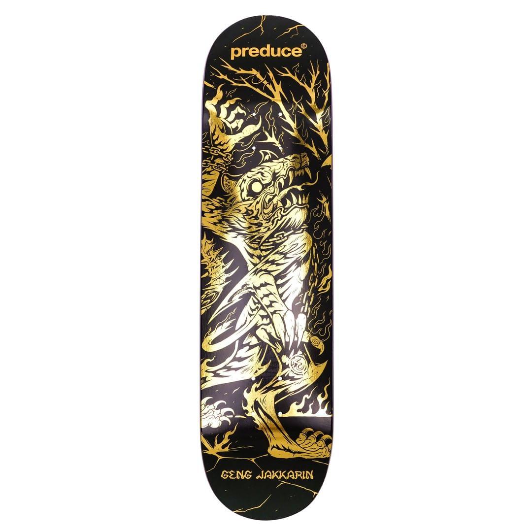Nakara Series By Smith Phiromsank X Preduce Skateboards 1