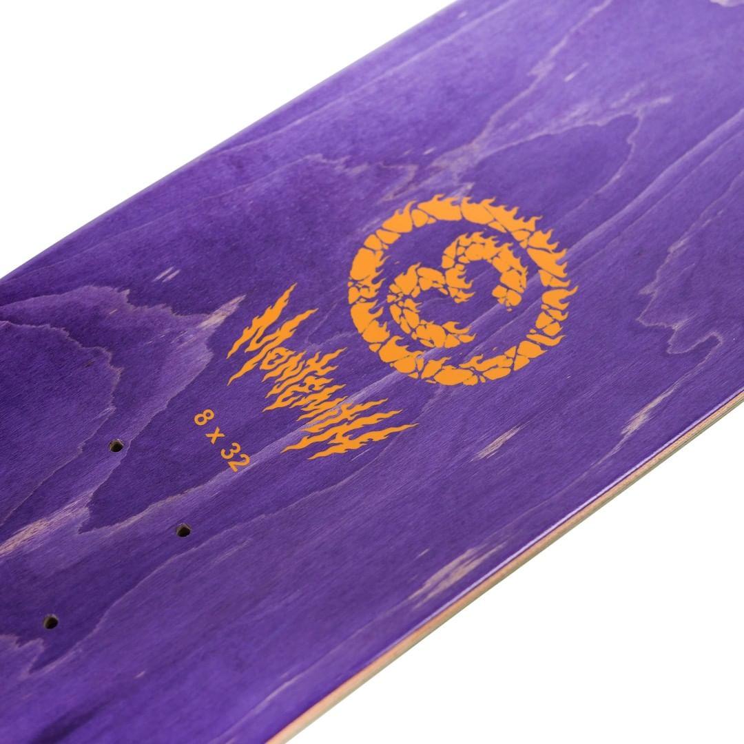 Nakara Series By Smith Phiromsank X Preduce Skateboards 2