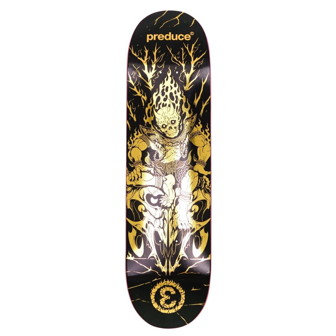 Nakara Series By Smith Phiromsank X Preduce Skateboards 4