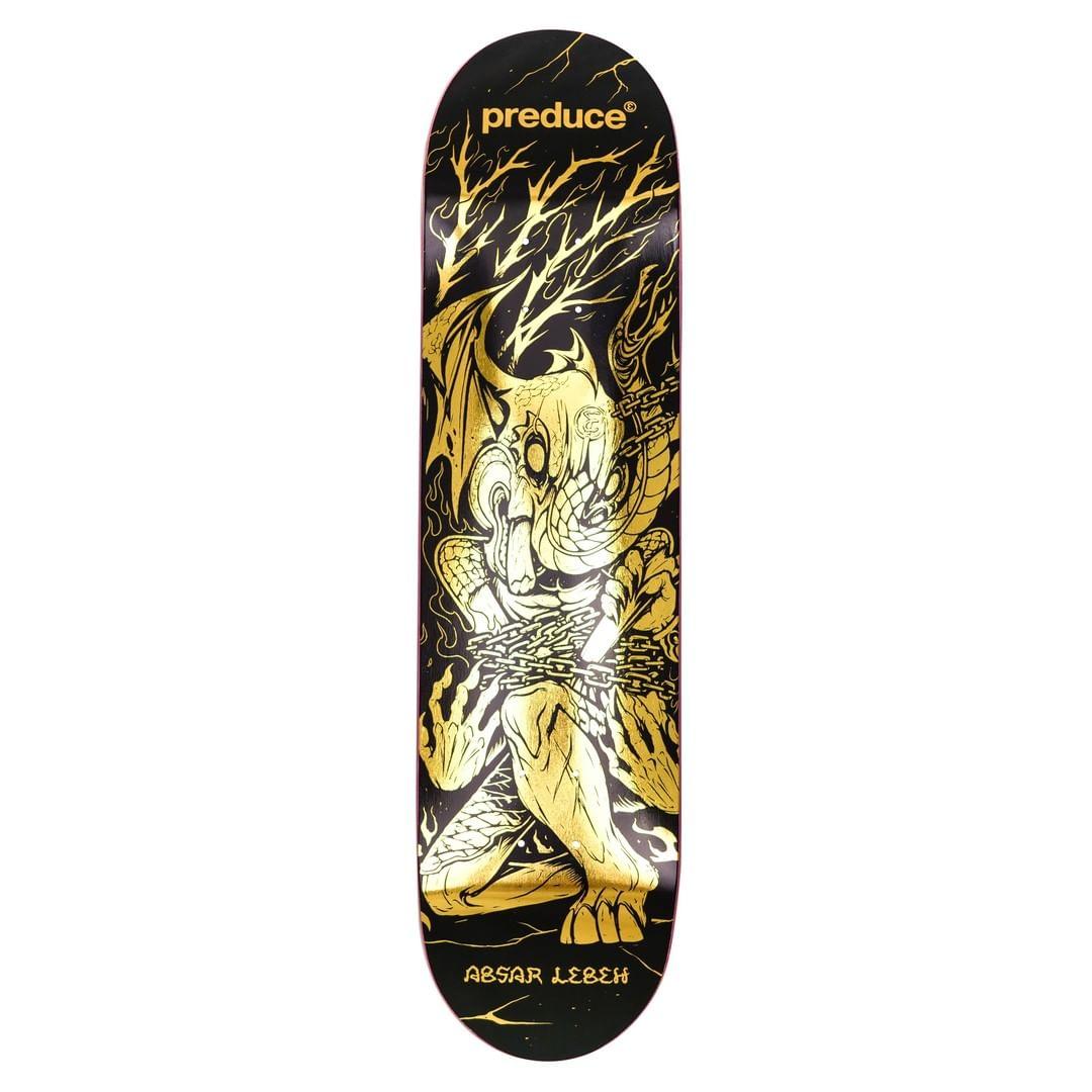 Nakara Series By Smith Phiromsank X Preduce Skateboards 7