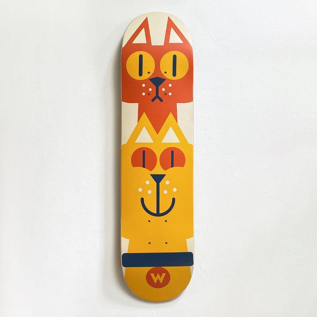Board For Kid Custom Board By Wood Campers 2