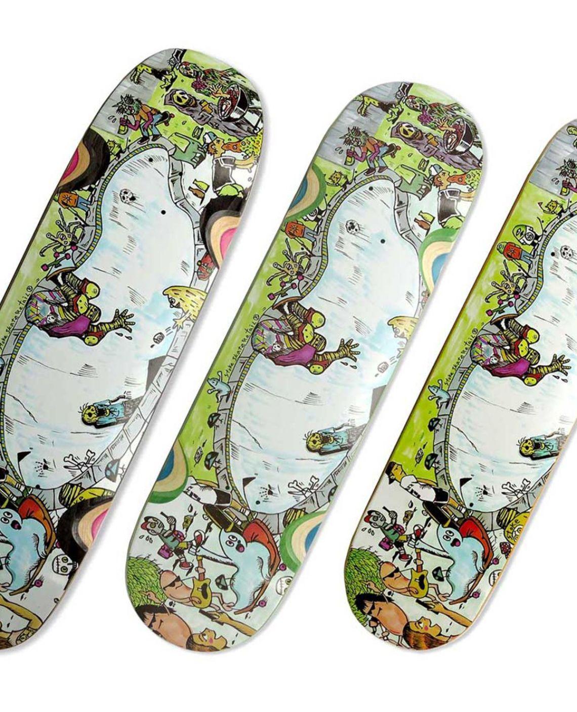 Stoke Backyard Hell By Kenji 373 For Stoke Skate Retail 3