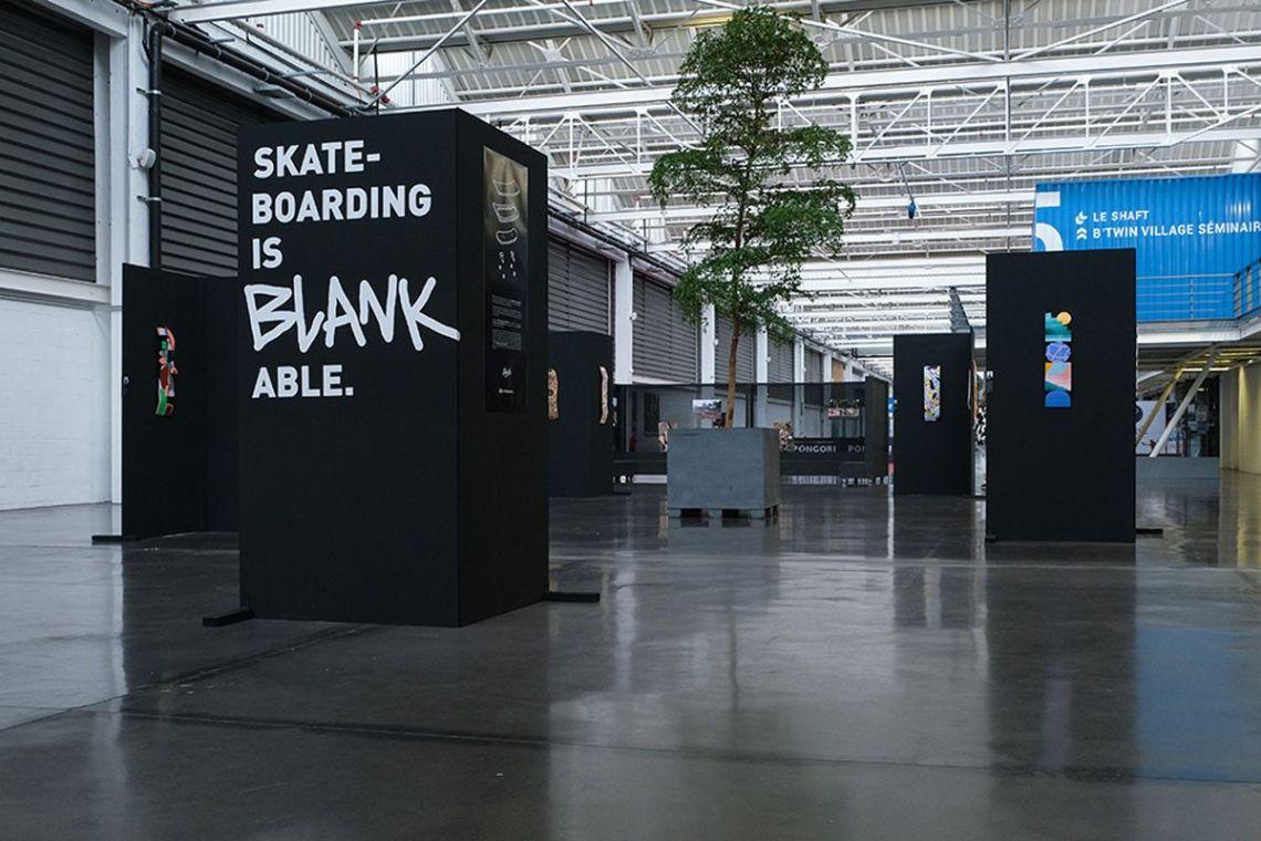 Skateboarding Is Blank Able By Decathlon 19