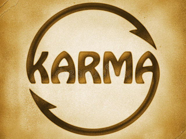 What Is The Rule Of Karma
