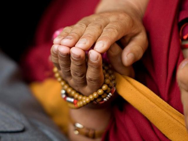 Buddha Vows. . .