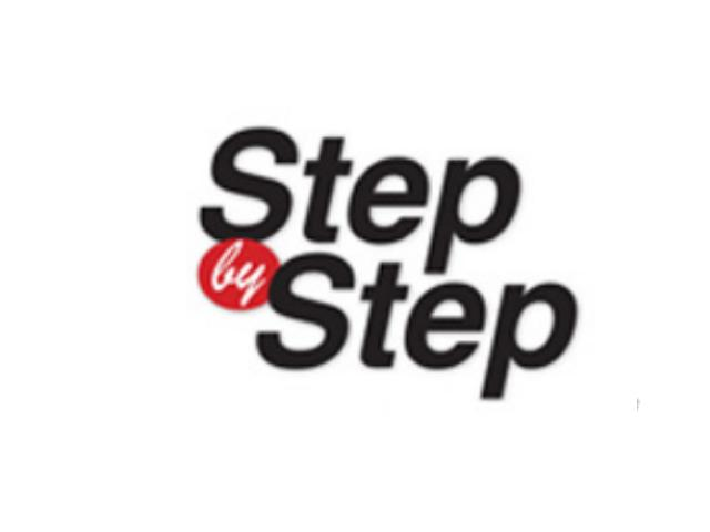 Step By Step . . .