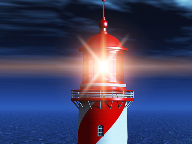 Lighthouse. . .