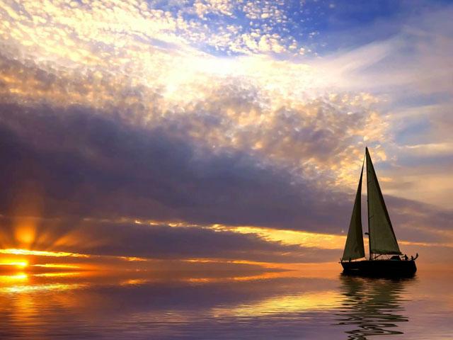 Sail On. . .