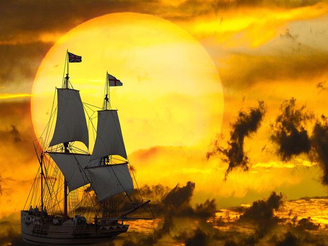 Ships. . .