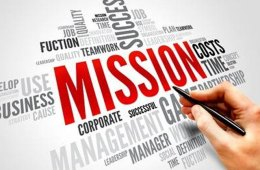 The Mission. . .