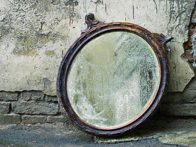 Forward Through The Mirror. . .