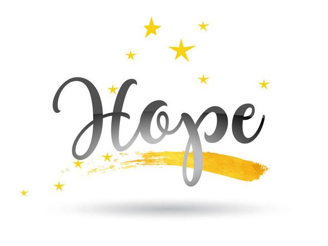 Vibrant Hope. . .