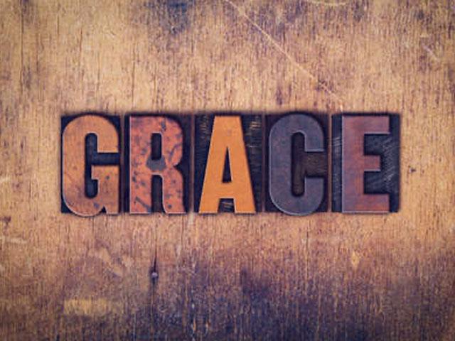 Grace. . .