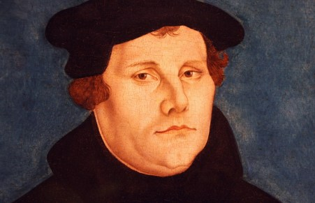 Terrifying: Martin Luther Predicted The Cheeto