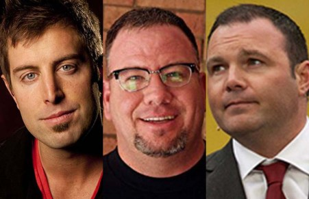 Mark Driscoll, Michael Cheshire, And Jeremy Camp Said WHAT?!