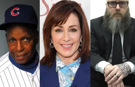 Patricia Heaton, Joe Thorn, and Ronnie Woo-Woo Said WHAT?