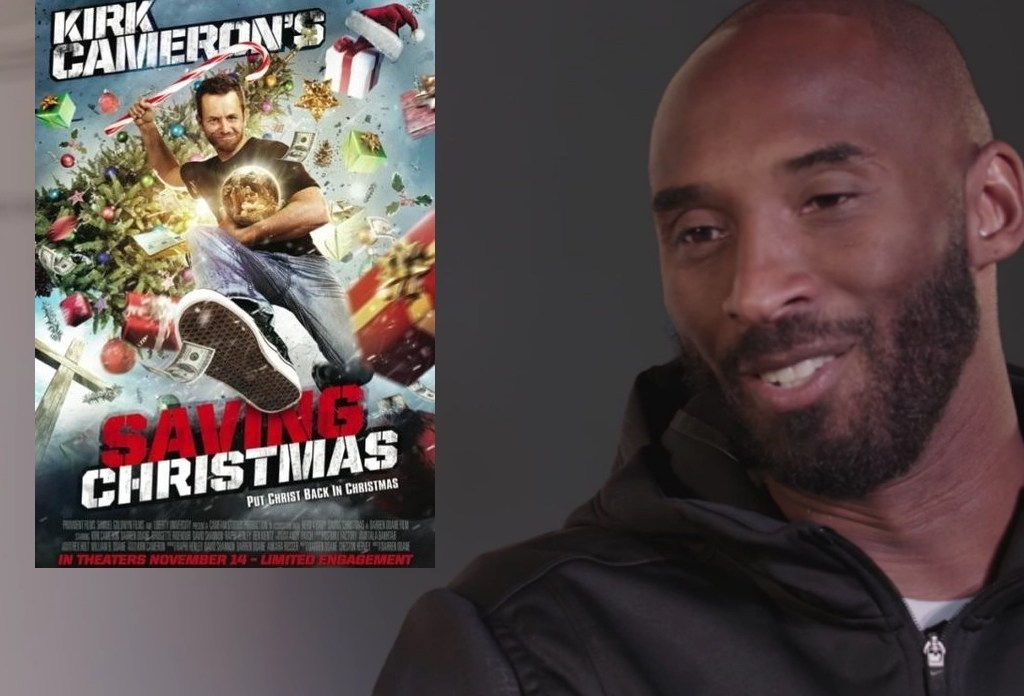 "Kobe Bryant: I Watched Kirk Cameron\'s ""Saving Christmas"" And Now I ..."