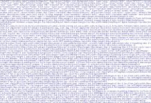 Blogger Compressed HTML
