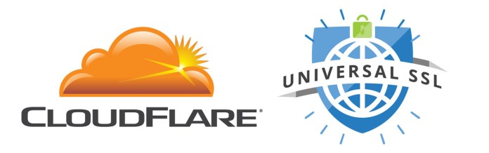 CloudFlare Universal SSL