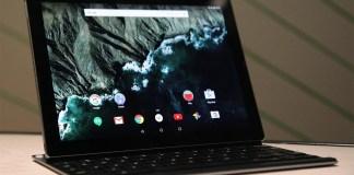 google abandons pixel c