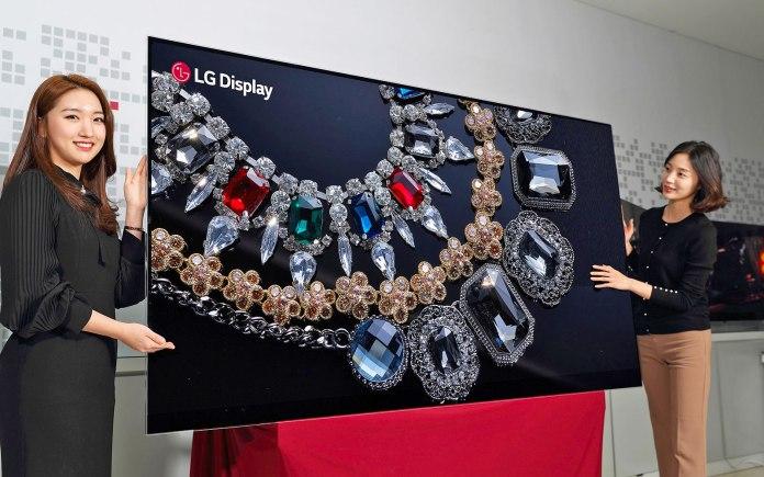 88-inch 8K OLED